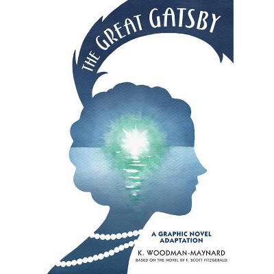 The Great Gatsby: A Graphic Novel Adaptation - by  F Scott Fitzgerald (Paperback)