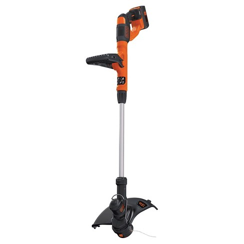 "BLACK+DECKER 40V Lithium 13"" String Trimmer/Edger Orange - image 1 of 6"