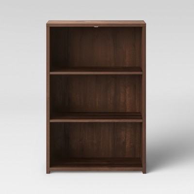 3 Shelf Bookcase Espresso Brown - Made By Design™