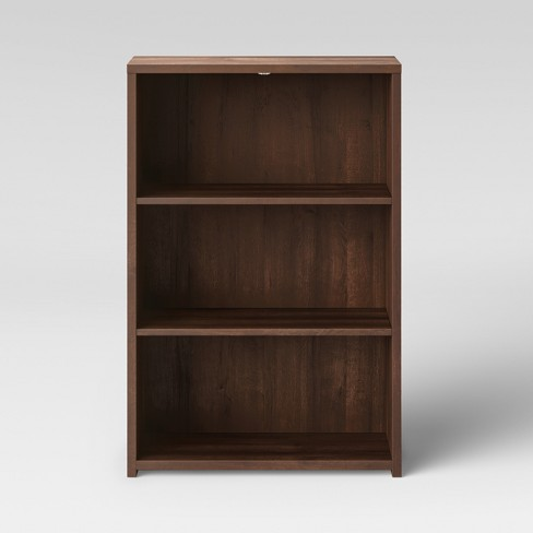 3 Shelf Bookcase - Made By Design™ - image 1 of 5