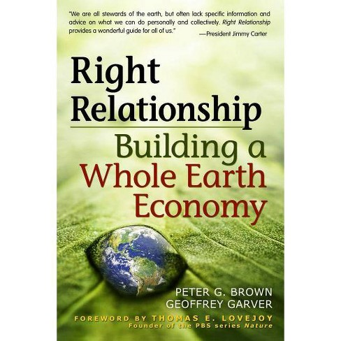Right Relationship - (BK Currents) by  Peter G Brown (Paperback) - image 1 of 1