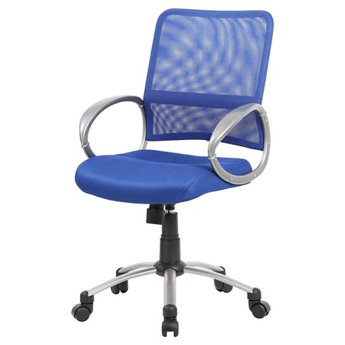 Mesh Swivel Chair - Boss Office Products - image 1 of 4