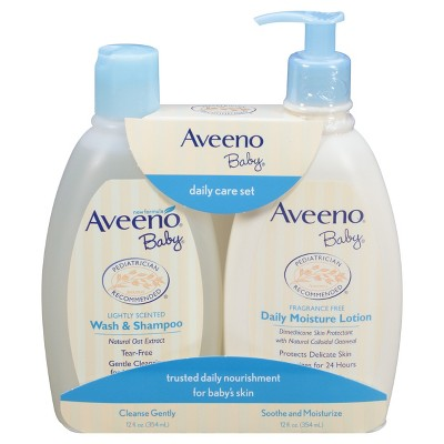 AVEENO® Baby Daily Care Set