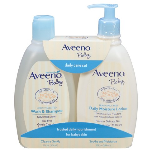 AVEENO® Baby Daily Care Set - image 1 of 3