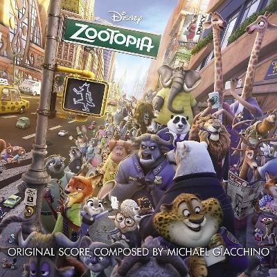 Zootopia Original Soundtrack (CD)
