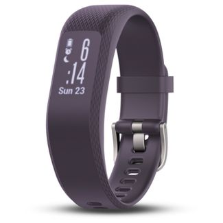 Garmin Vivosmart 3 Fitness Assessment Monitor Small Purple