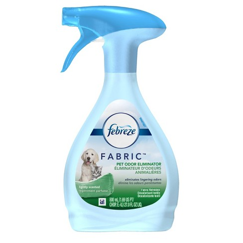 Febreze Fabric Refresher Pet Odor Eliminator - 1ct 27oz - image 1 of 4