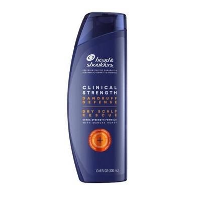 Head & Shoulders Clinical Dandruff + Dry Shampoo - 13.5 fl oz