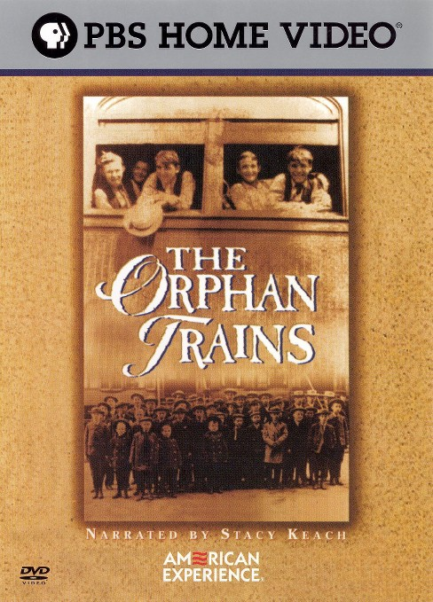 American Experience:Orphan Trains (DVD) - image 1 of 1