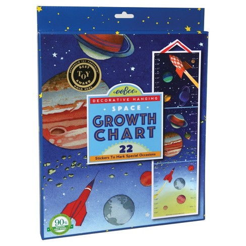 Outer Space Growth Chart Game - image 1 of 3