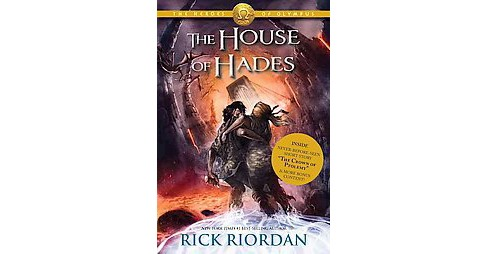 House of Hades (Paperback) by Rick Riordan - image 1 of 1