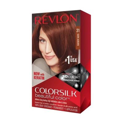 Revlon Colorsilk Beautiful Permanent Hair Color Target