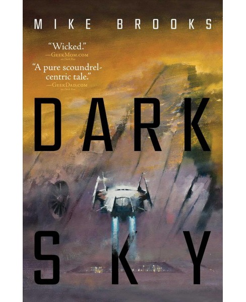 Dark Sky -  (Keiko) by Mike Brooks (Hardcover) - image 1 of 1