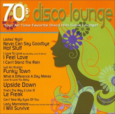 Various - 70s disco lounge (CD) - image 1 of 1