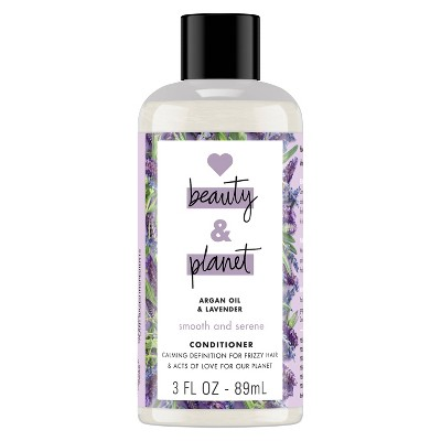 Love Beauty & Planet Smooth & Serene Lavender Conditioner - 3 fl oz