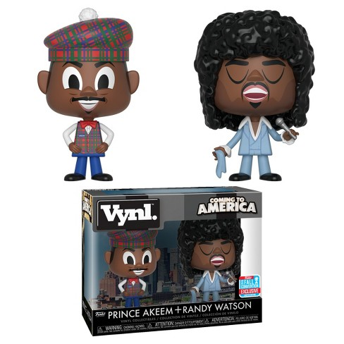 Funko VYNL: Coming To America Akeem & Randy Mini Figure - image 1 of 3