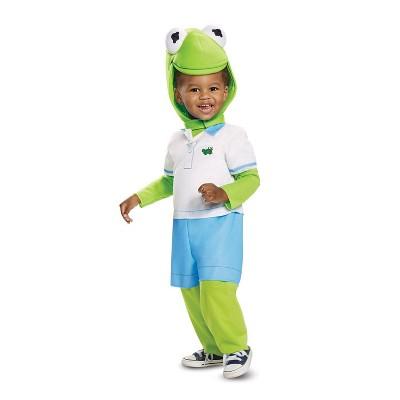 Toddler Kermit the Frog Halloween Costume