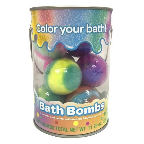 Crayola Color Your Bath Bucket Bath Bomb - 11.29oz/8ct - image 1 of 3