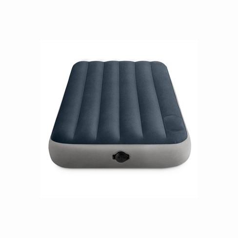 "Intex Premium Durabeam 10"" Twin Air Mattress with Internal (AA) Battery Pump - image 1 of 4"