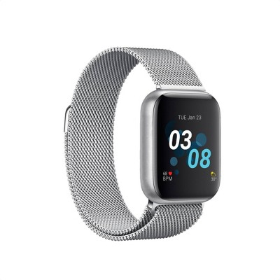 iTouch Air 3 Smartwatch - Silver Case Collection