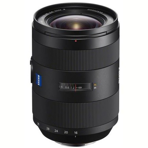Sony 16-35mm f/2.8 Vario-Sonnar T* ZA SSM II Zeiss A-Mount Lens - image 1 of 4