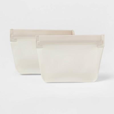 2pk Reusable Snack Bag Sandstorm - Room Essentials™