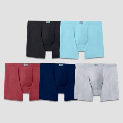 Fruit of the Loom Select Men's Comfort Supreme Cooling Blend Boxer Briefs