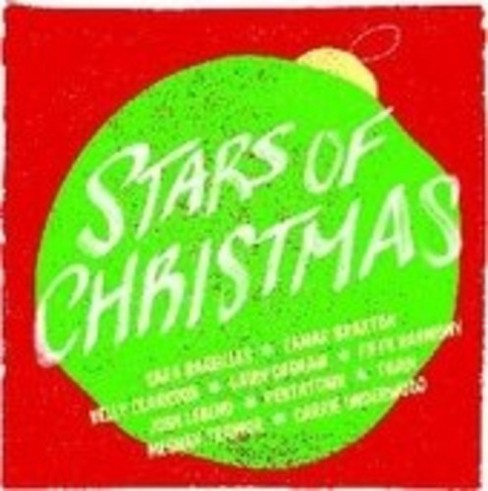 Various - Stars of christmas (CD) - image 1 of 1