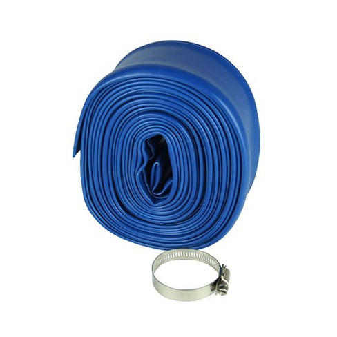 Poolmaster Heavy-Duty Backwash Filter Cleaning Hose For Swimming Pool Filters - image 1 of 1