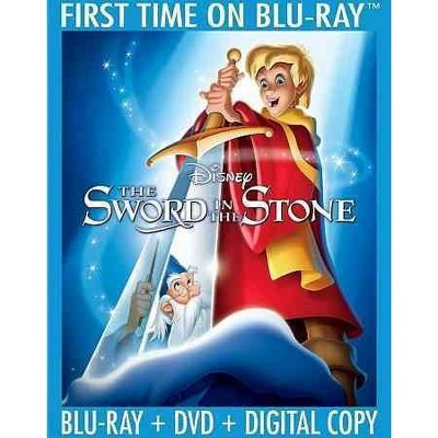 Sword in the Stone [50th Anniversary Edition] [Blu-ray]