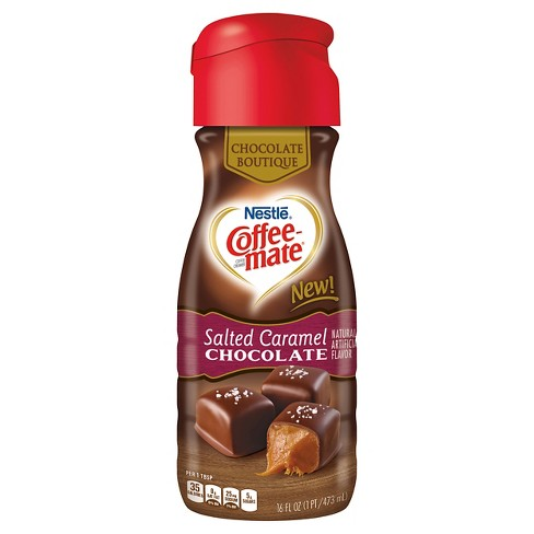 Nestle Coffee-Mate Salted Caramel Chocolate Cream - 16oz - image 1 of 5