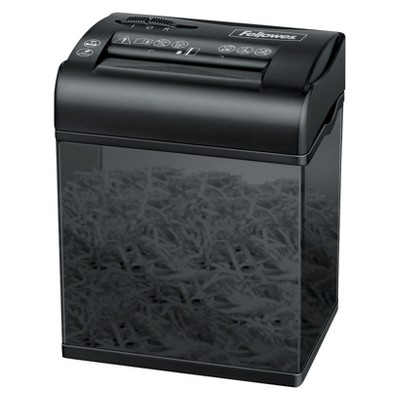 Fellowes® Powershred® ShredMate Cross-Cut Paper Shredder, 4 Sheets - Black