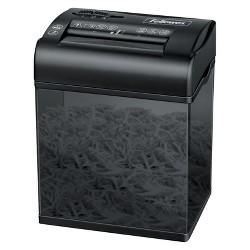 Fellowes Powershred ShredMate Cross-Cut Paper Shredder, 4 Sheets - Black
