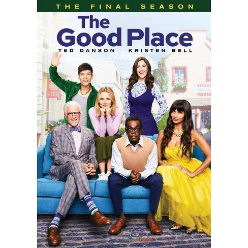 The Good Place: The Final Season (DVD) - image 1 of 1