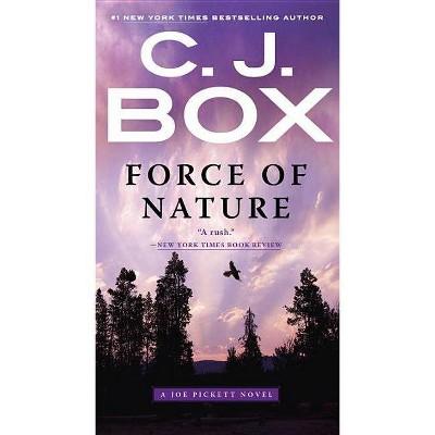 Force of Nature - (Joe Pickett Novels) by  C J Box (Paperback)