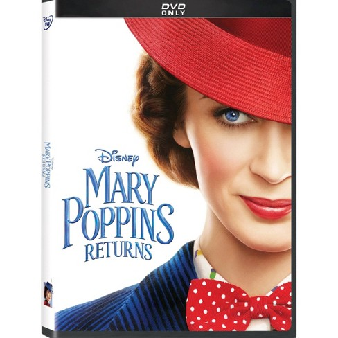 Mary Poppins Returns (DVD) - image 1 of 2