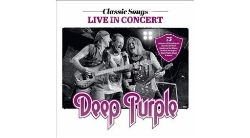 Deep Purple - Classic Songs Live In Concert (CD) - image 1 of 1