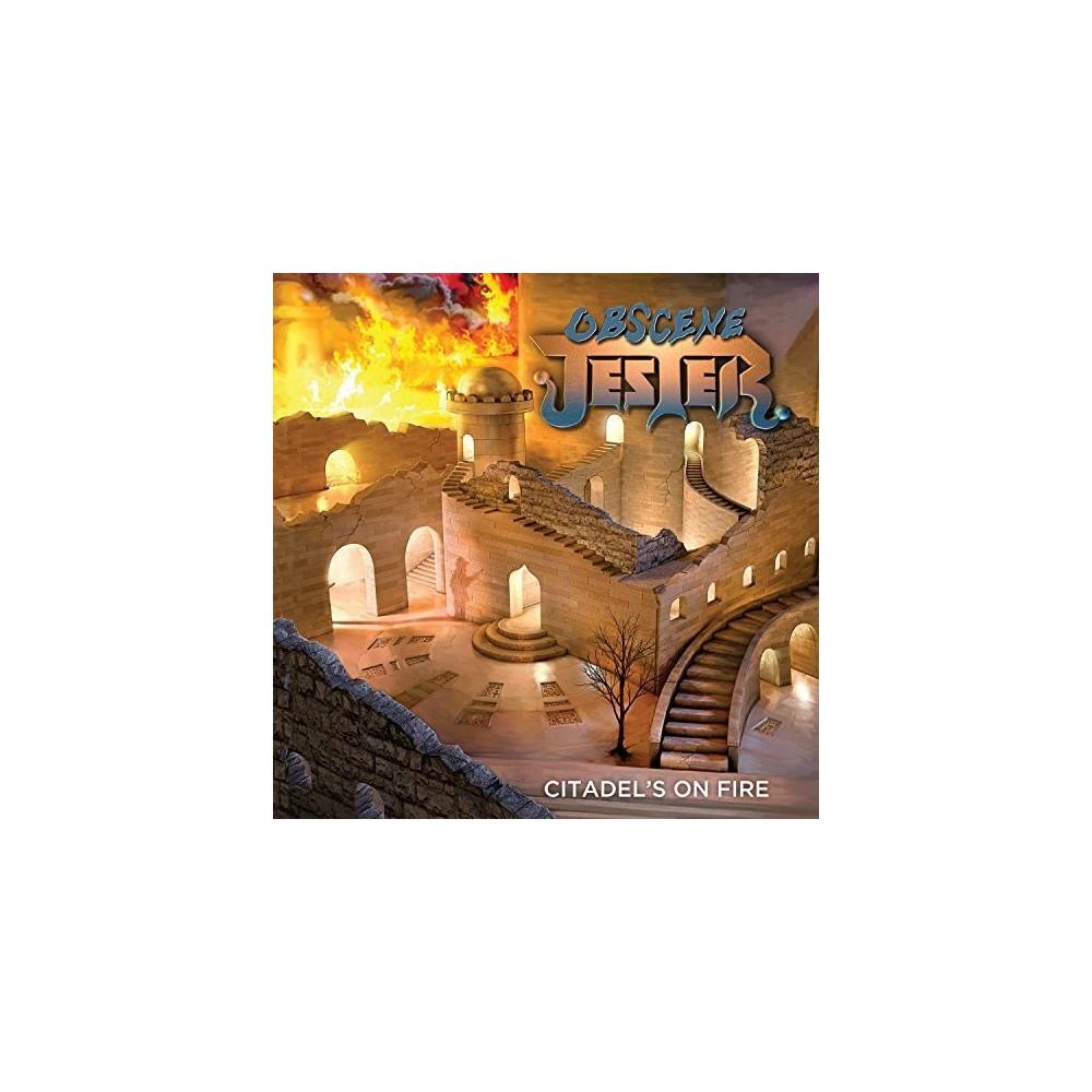 Obscene Jester - Citadel's On Fire (CD)