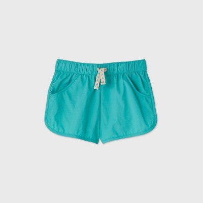 Girls' Cover Up Swim Bottom - Cat & Jack™ Turquoise