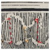 """22""""x22"""" Oversize Boho French Knot Square Throw Pillow - Rizzy Home - image 2 of 3"""
