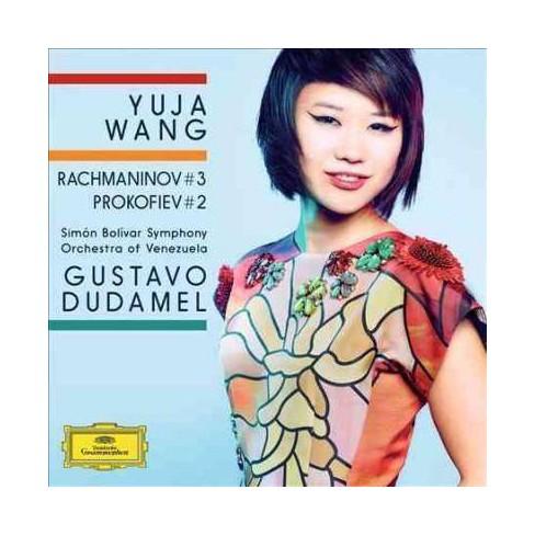 Yuja Wang - Rachmaninov/Prokofiev: Piano Concerto No. 3/Piano Concerto No. 2 (CD) - image 1 of 1