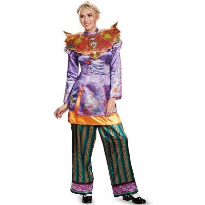 Alice in Wonderland Looking Glass Alice Deluxe Adult Costume