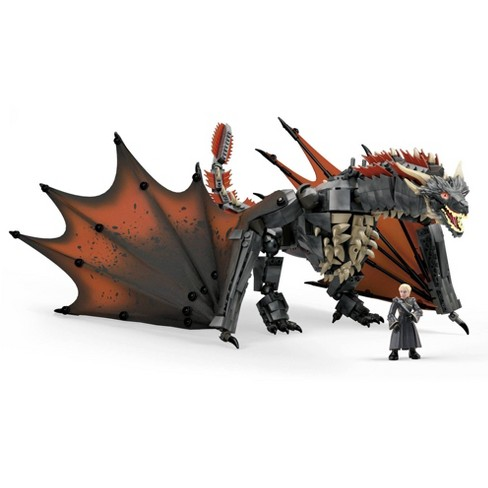 Mega Construx Game of Thrones Daenery's & Drogon - image 1 of 4