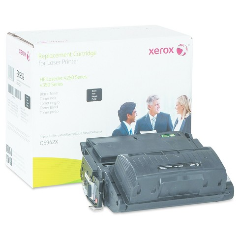 Xerox® 006R00959 Replacement High-Yield Toner for Q5942X (42X), Black (6R959) - image 1 of 2