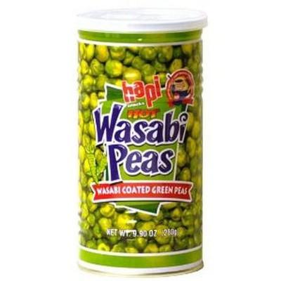 Hapi Wasabi Green Peas 9.9oz