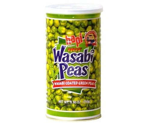 Hapi Wasabi Green Peas 9.9 oz - image 1 of 1