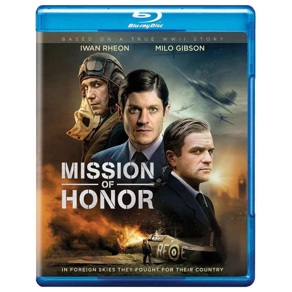 Mission Of Honor Blu Ray