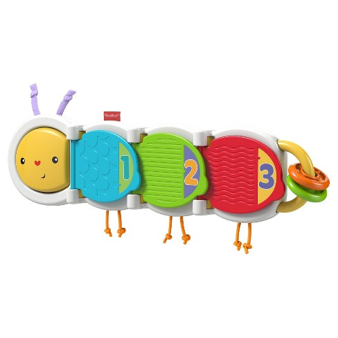 Fisher-Price Flip & Surprise Caterpillar - image 1 of 7