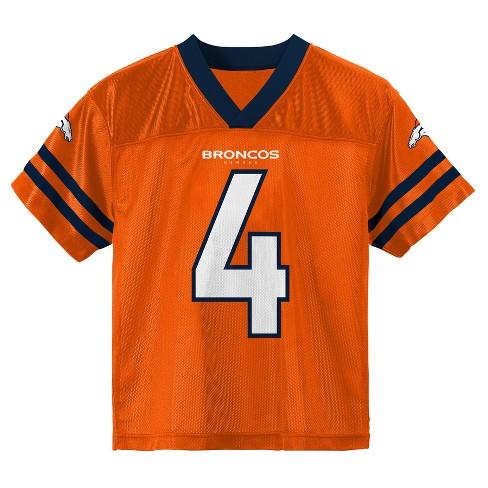 79448ca9 Denver Broncos Boys' Player Jersey L