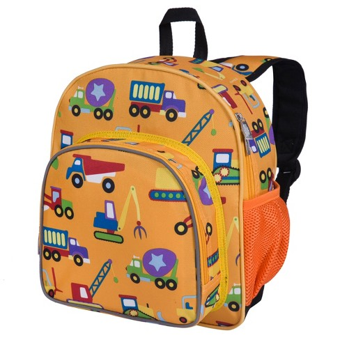 Wildkin Under Construction 12 Inch Backpack - image 1 of 3